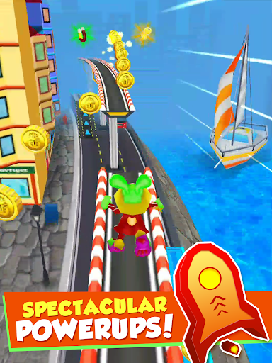 Royal Princess Subway Run - Fun Surfers 1.23 Screenshots 7