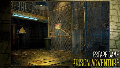 Escape game:prison adventure  screenshots 3