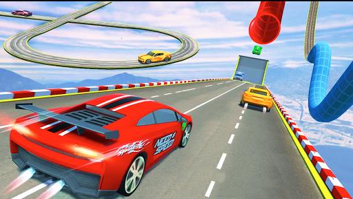 Car Racing Mega Ramp Stunts 3D: New Car Games 2020 1.3 screenshots 2