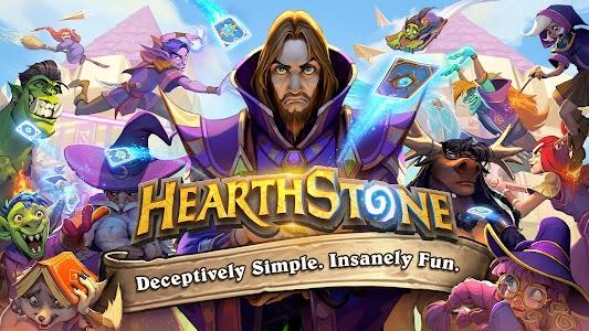 Hearthstone 18.6.63160