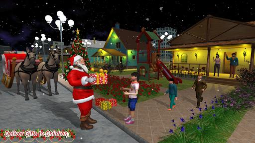 Christmas Flying Santa Gift Delivery apkdebit screenshots 9