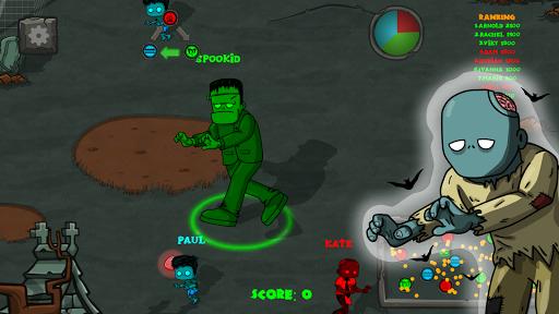 Zombeat.io - io games zombie Apkfinish screenshots 5