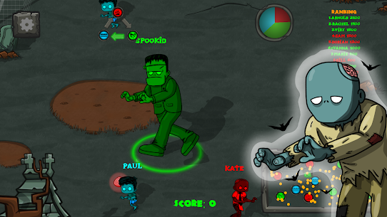 Zombeat.io – io games zombie MOD APK 1.2.9 (Ads Free) 5