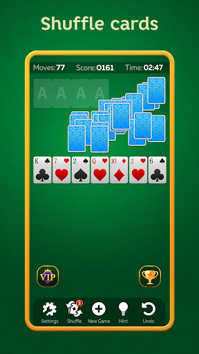 Solitaire Play - Classic Free Klondike Collection 3.0.1 screenshots 2