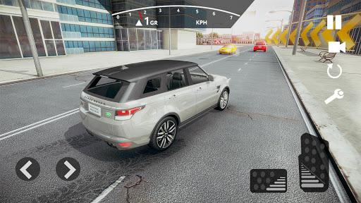 Crazy Car Driving & City Stunts: Rover Sport 1.12 Screenshots 8