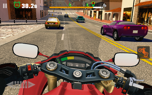 Moto Rider GO: Highway Traffic  screenshots 13