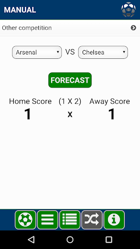 Soccer Forecast 1.3.8 screenshots 4