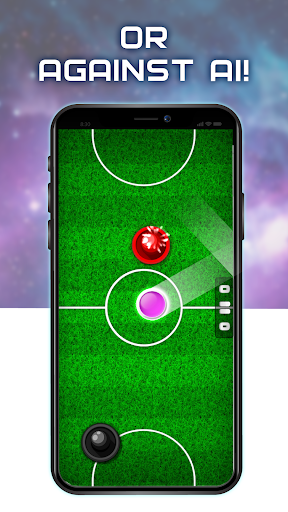 Two Player Games: Air Hockey 28 Screenshots 7