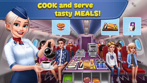 Airplane Chefs - Cooking Game  screenshots 3