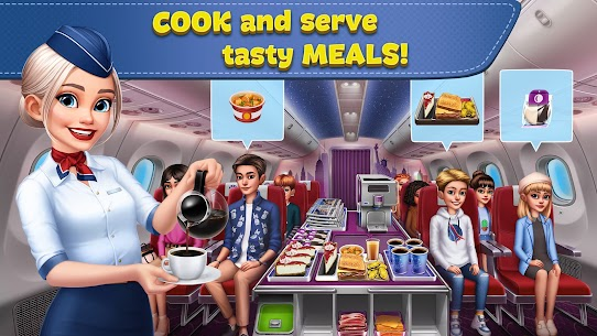 Airplane Chefs – Cooking Game Apk Download NEW 2021 5