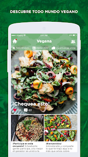 Mundo Vegano Amino Screenshot