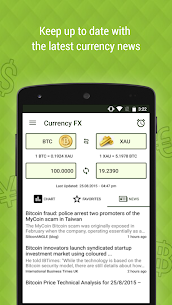 Currency FX Pro APK by Handy Apps 5