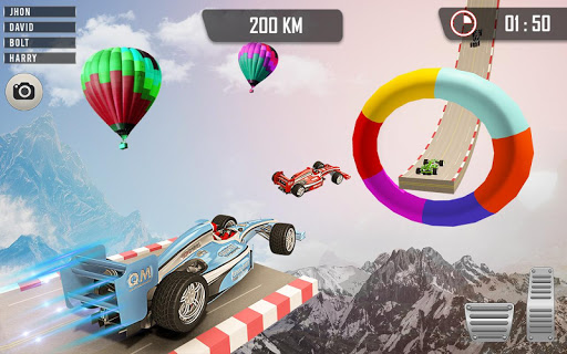 Formula Car Racing Adventure: New Car Games 2020  screenshots 7