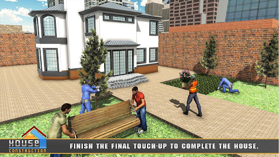 City House Construction Simulator Excavator Games 1.8 Screenshots 8