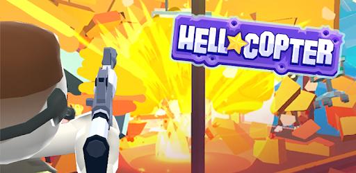 Screenshot of HellCopter