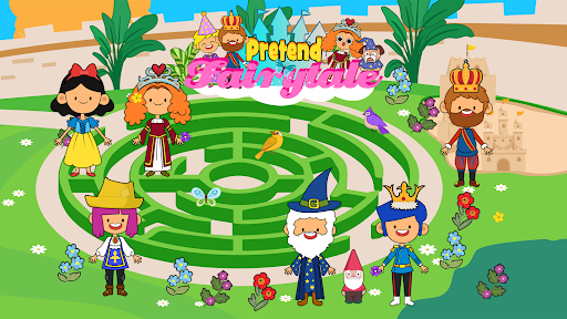 My Pretend Fairytale Land - My Royal Family Game screenshots 14