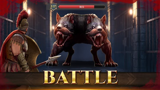 Fire and Glory  Blood War Apk Download 4
