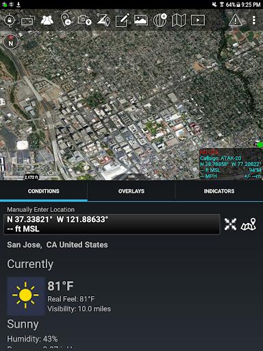 ATAK-CIV (Android Team Awareness Kit - Civil Use) android2mod screenshots 14
