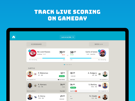 NFL Fantasy Football android2mod screenshots 8