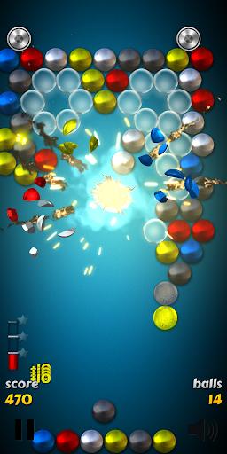 Magnet Balls Free: Match-Three Physics Puzzle screenshots 6
