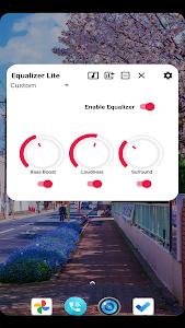 Equalizer lite - Bass Booster & Volume Booster 3.0