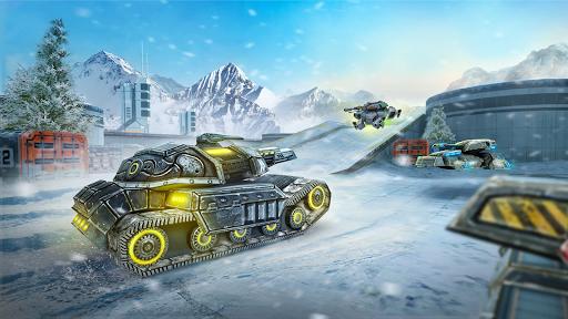 Iron Tanks: Free Tank Games - Tanki Online PVP  screenshots 9