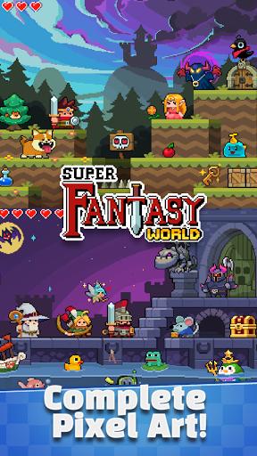 Super Retro World : Pixel Art Maker  screenshots 15