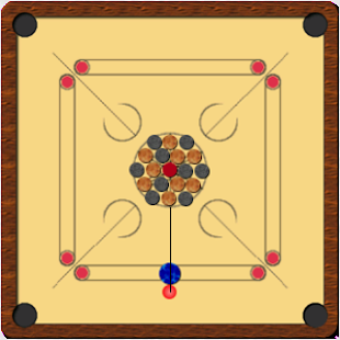 Carrom Board Screenshot