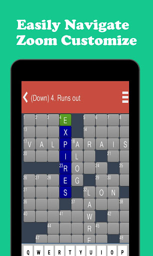 Crossword Daily: Word Puzzle screenshots 7