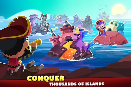 Pirate Kings MOD APK 8.2.2 (Unlimited money) 4