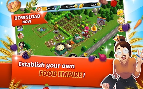 Food World Tycoon MOD Apk (Unlimited Money) Download 6
