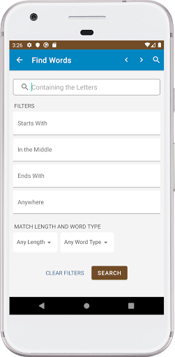 Word Hippo modavailable screenshots 6