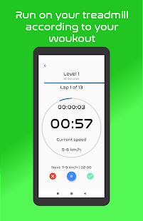 Running Hit - treadmill workout