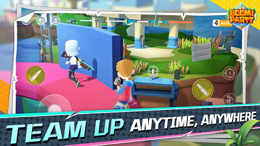 Boom! Party - Explore and Play Together screenshots 2