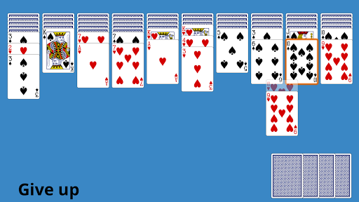 Classic Spider Solitaire 4.8 screenshots 2