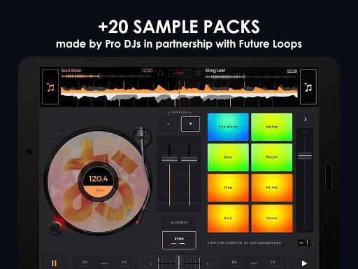 edjing Mix - Free Music DJ app 6.40.01 Screenshots 15