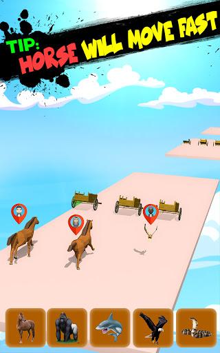 Epic Animal Dash Run 3D: Hop and Smash  screenshots 2