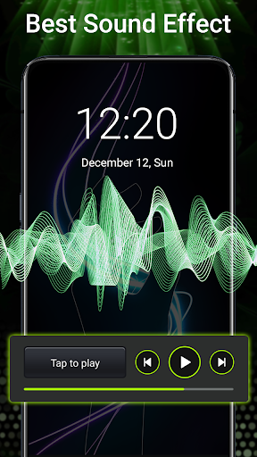 Volume booster - Sound Booster & Music Equalizer android2mod screenshots 6