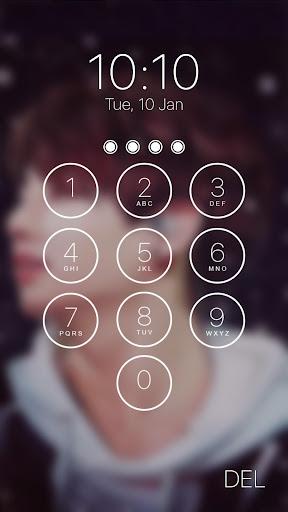 kpop lock screen  Screenshots 11
