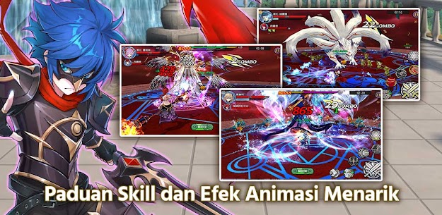 Aurora 7 Indonesia Mod Apk (Damage Multiplier/Dumb Enemy) 3