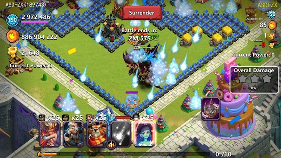 Clash of Lords 2: Guild Castle Screenshot