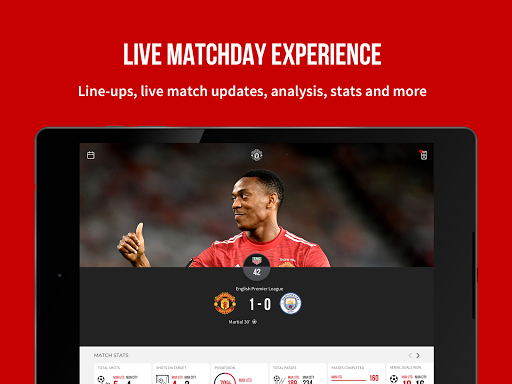Manchester United Official App 8.0.10 Screenshots 9