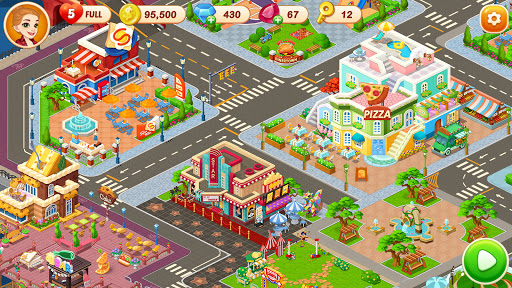 Crazy Diner: Crazy Chef's Kitchen Adventure android2mod screenshots 7