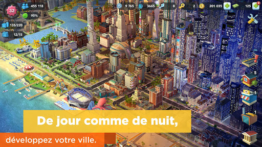 Télécharger SimCity BuildIt APK MOD (Astuce) screenshots 4
