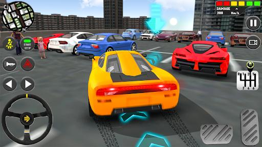 Modern Driving School Car Parking Glory 2 2020 apkslow screenshots 1