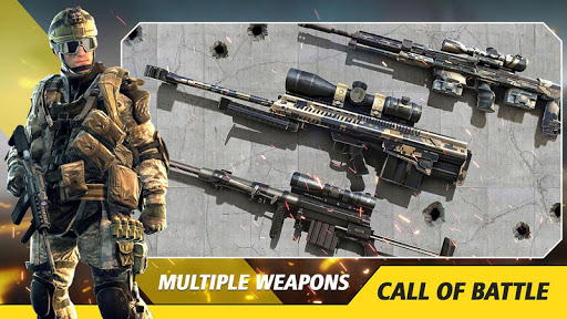 Counter Critical Strike: Army Mission Game Offline screenshots 5