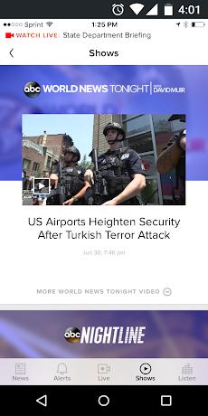 ABC News - US & World Newsのおすすめ画像5