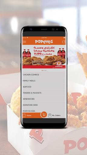Popeyes Jordan 1.2.9 Screenshots 2
