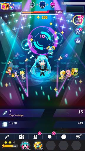 Hatsune Miku - Tap Wonder android2mod screenshots 6