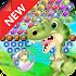 Dinosaur Bubble Shooter Primitive
